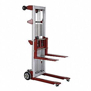 pm 120 manual lift stacker