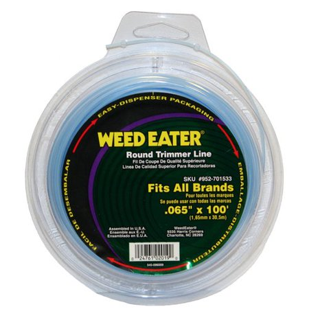 weed eater line trimmer manual