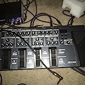 boss me-80 multi-effects pedal manual
