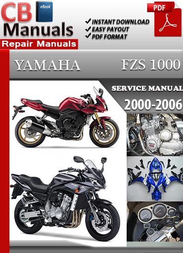 2006 yzf r1 service manual