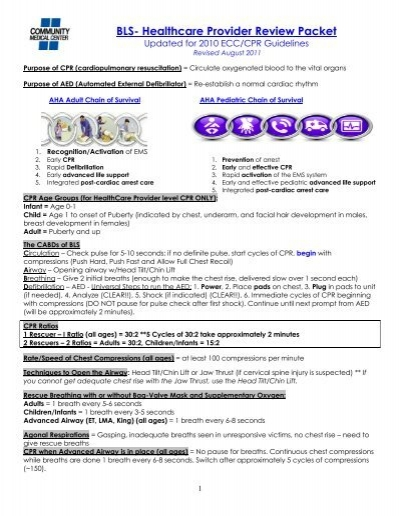 acls provider manual free download 2011