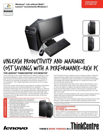lenovo thinkcentre m90z manual type 5206