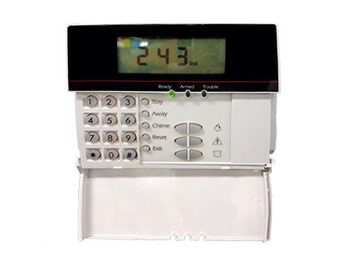 a910 alarm panel programming manual