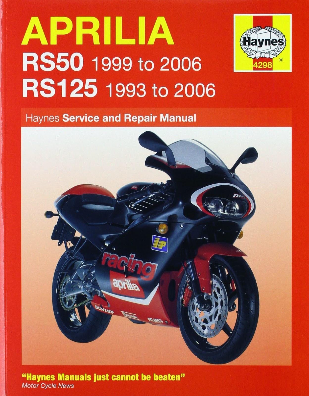 2003 aprilia tuono owners manual