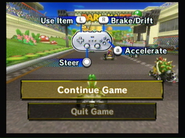 how to use manual transmission in mario kart wii