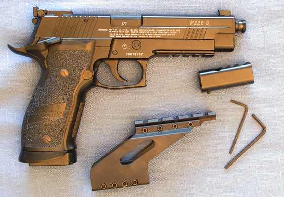 sig sauer sp2022 bb gun manual