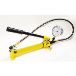 manual water hydraulic cylinder pump