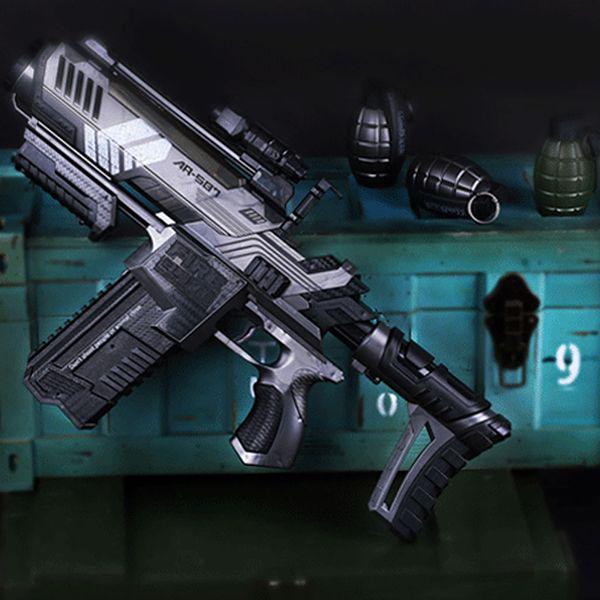 high voltage paintball gun manual