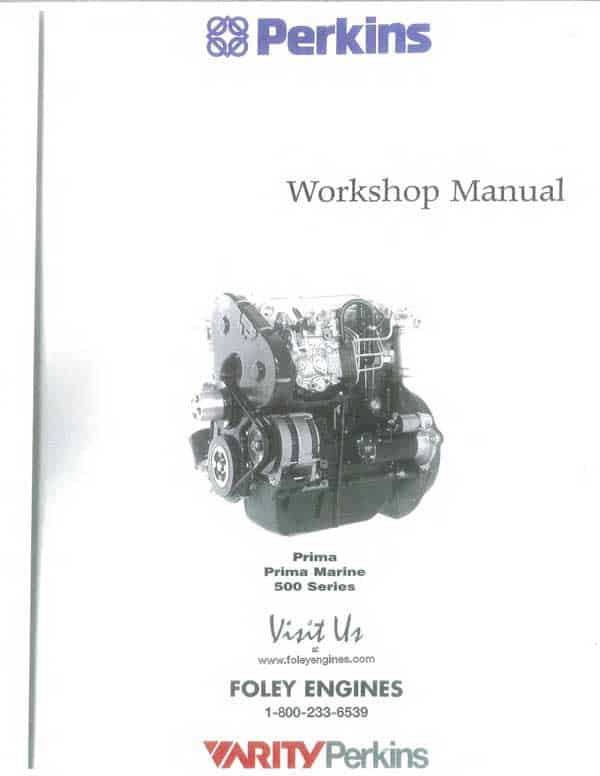 perkins prima 500 series manual