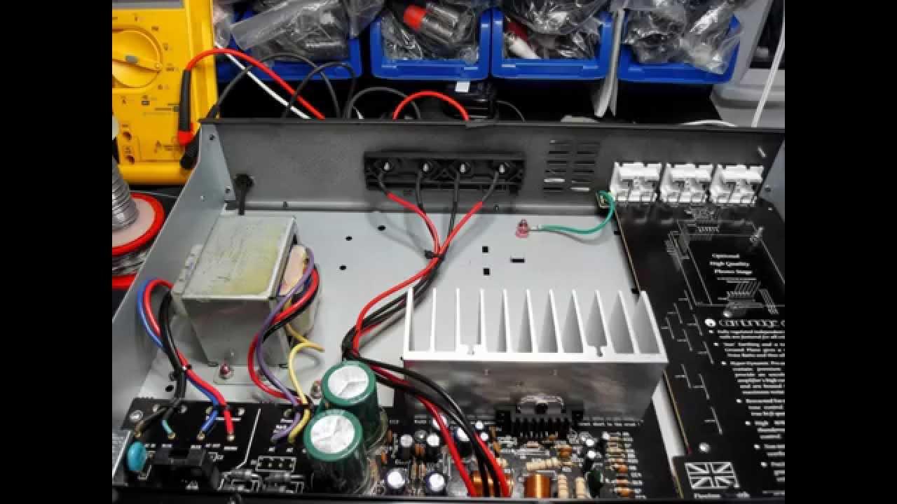 cambridge audio a1 service manual
