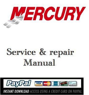 mercury 15hp bigfoot 4 stroke outboard manual