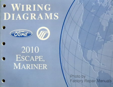 2010 mercury mariner repair manual