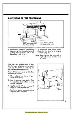 kenmore sewing machine model 158 manual pdf francais