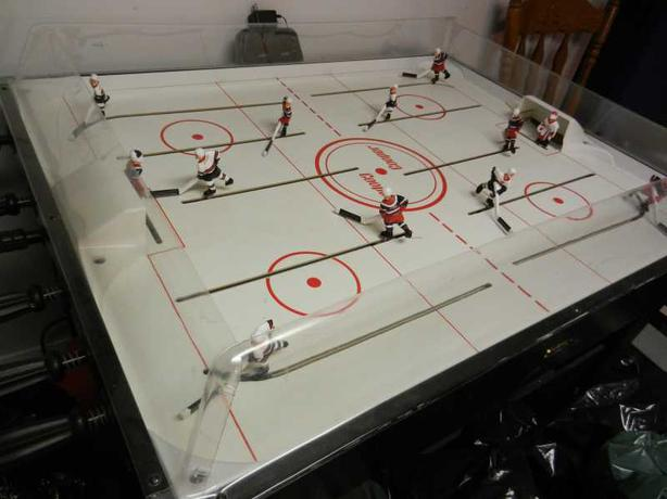 sportcraft rod hockey table manual