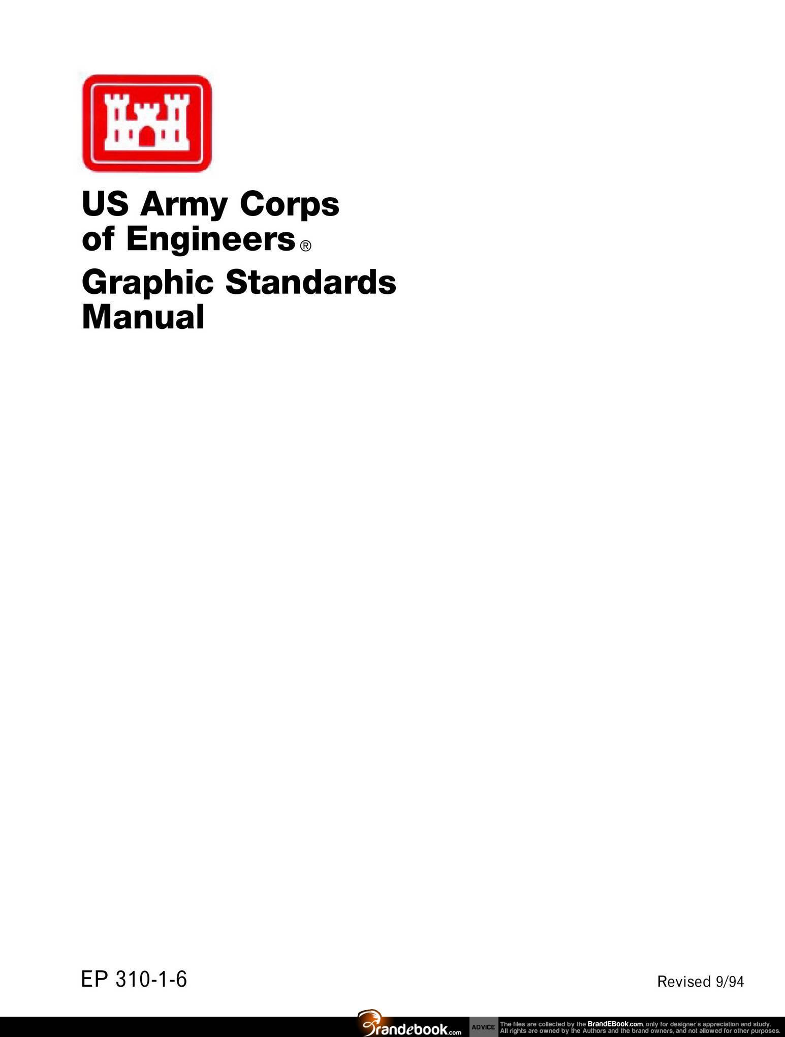 hotel brand standards manual pdf