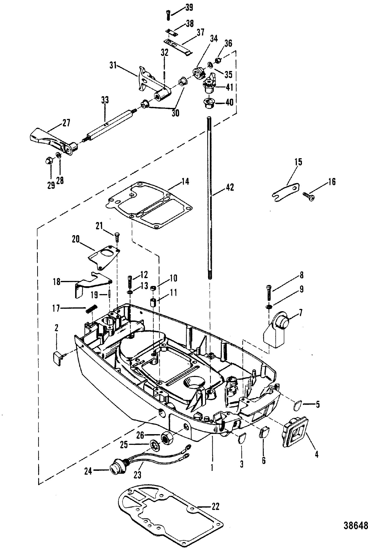 free 1995 30 hp mariner outboard motor service manual