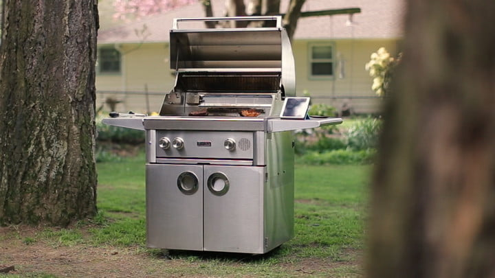 home trends professional xl grill manual