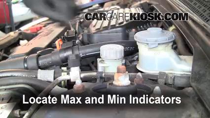 2006 honda civic manual transmission fluid check