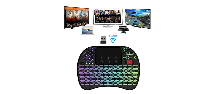 ultra exo bluetooth mini keyboard with touchpad manual