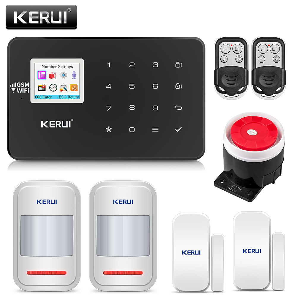 wireless gsm burglar alarm system manual