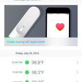 health app manual input sync carrot