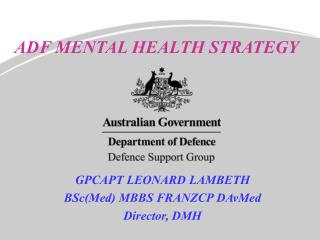 crown policy manual mentalh health diversions