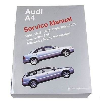 2001 audi a6 quattro wagon owners manual