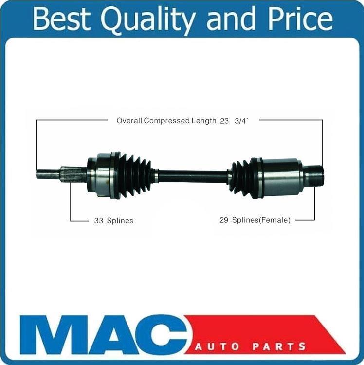 dodge ram front drive shaft automatic vs manual