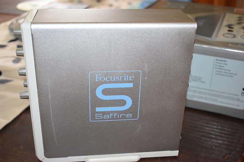 focusrite saffire pro 24 dsp user manual