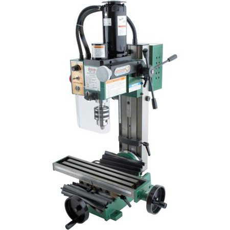 grizzly g8689 mini milling machine manual