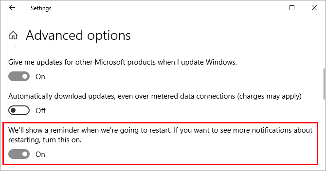 windows 10 manually select updates