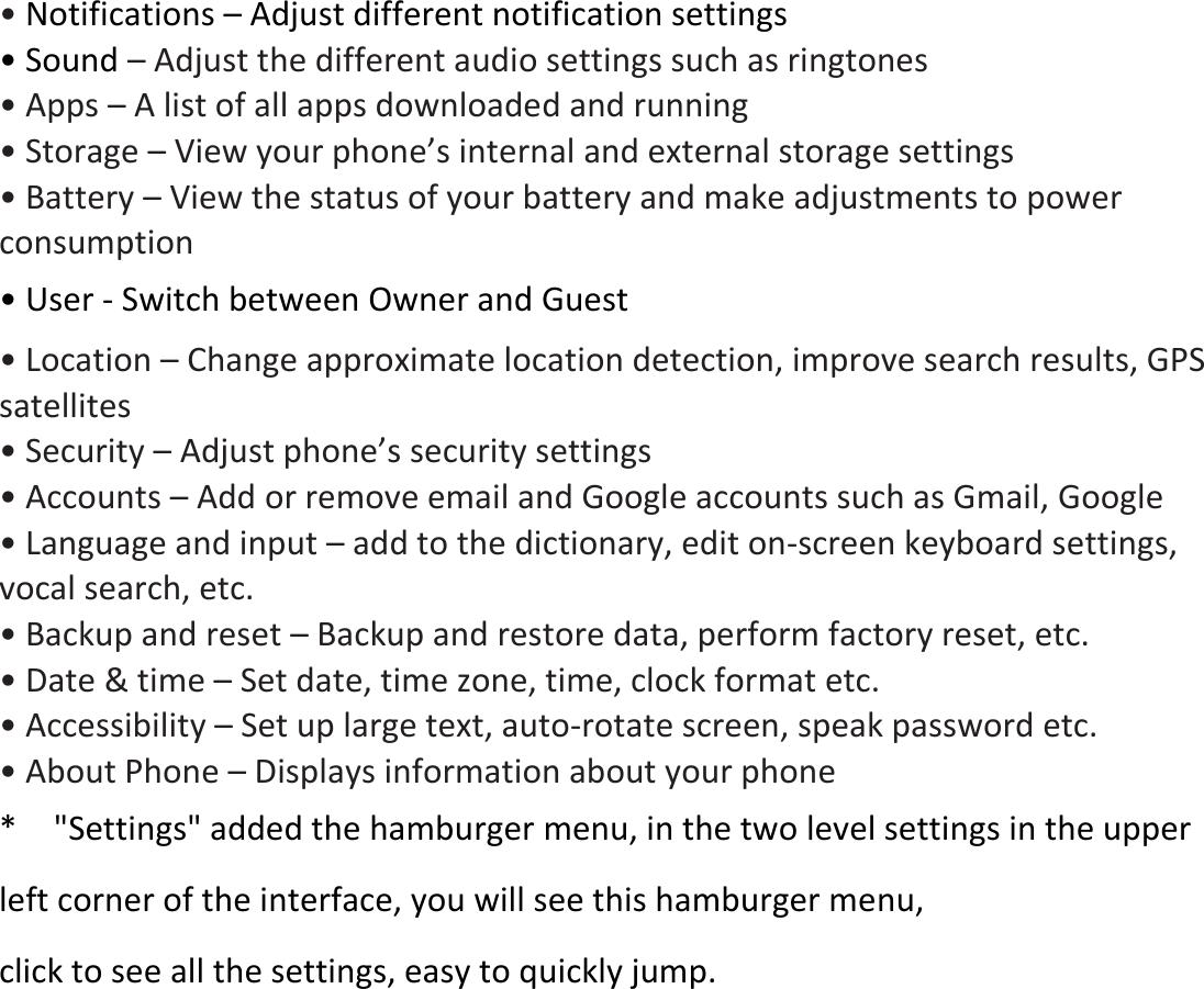 manual for rca smartphone rltp5049c-black