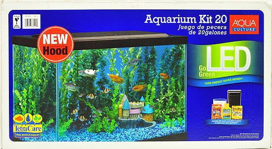 tetra 5 gallon led aquarium kit manual