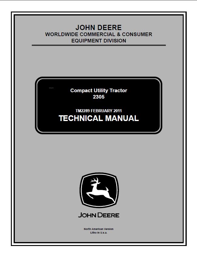 2010 john deere tractor owners manual download