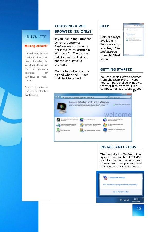 install gimp user manual windows
