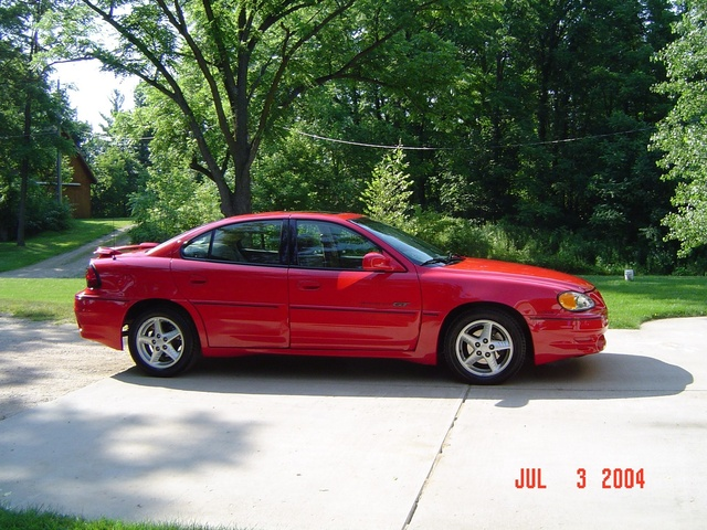 pontiac grand am se 2000 owners manual