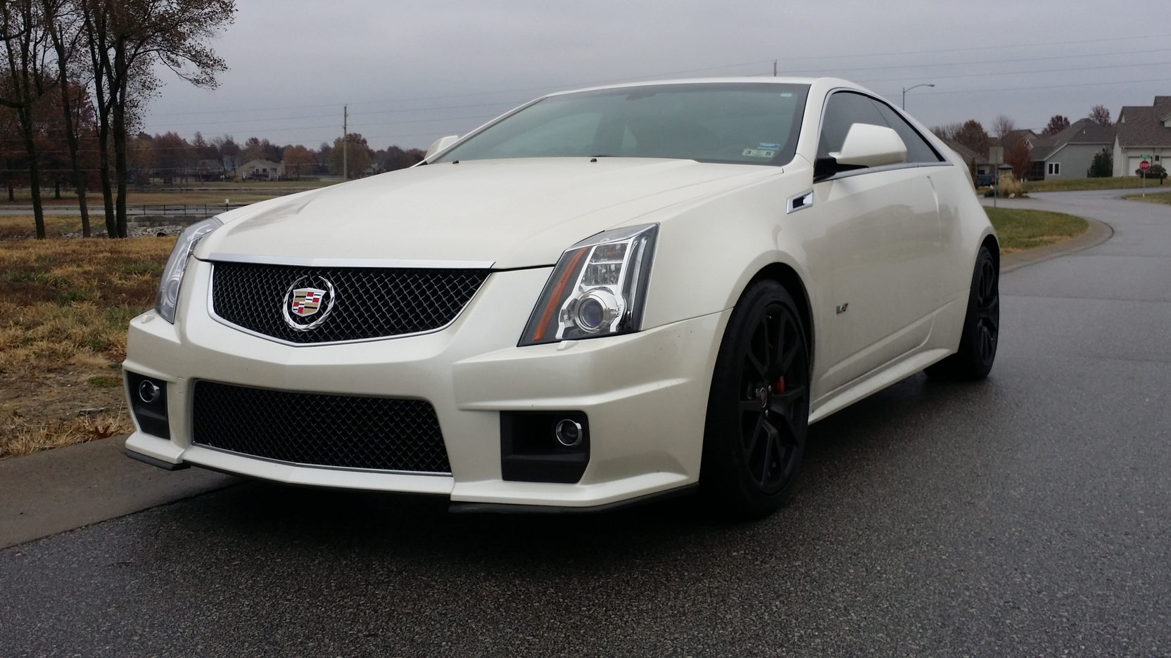 2014 cadillac cts coupe owners manual