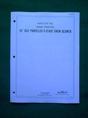 dynamark 8 26 g 2784-130 760228 snowblower manual