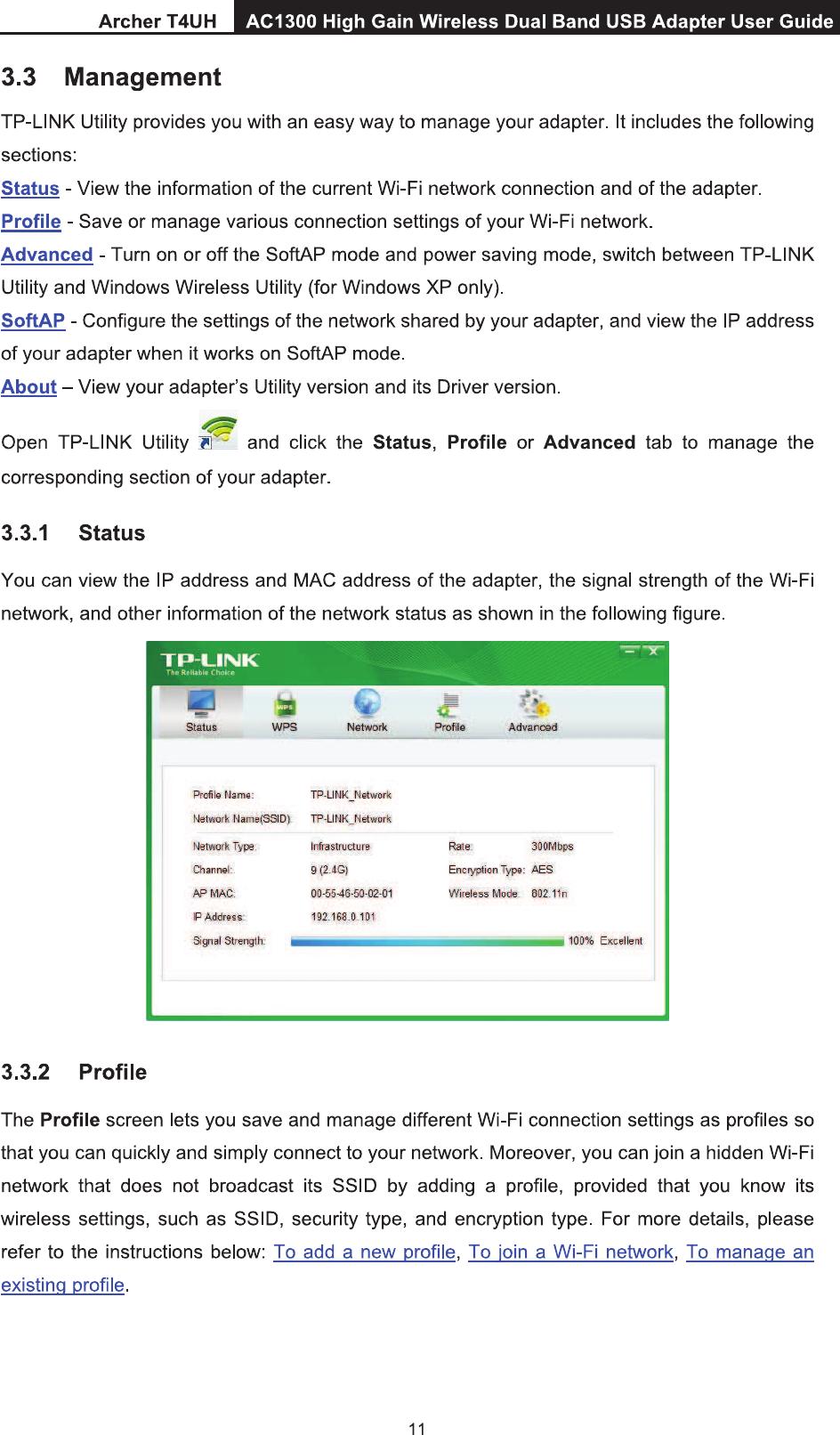 tp-link archer c3200 user manual
