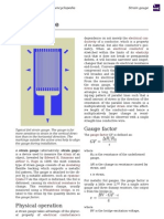 resistance strain gauge lab manual