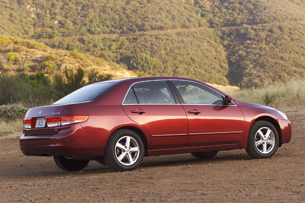 2004 honda accord hybrid manual