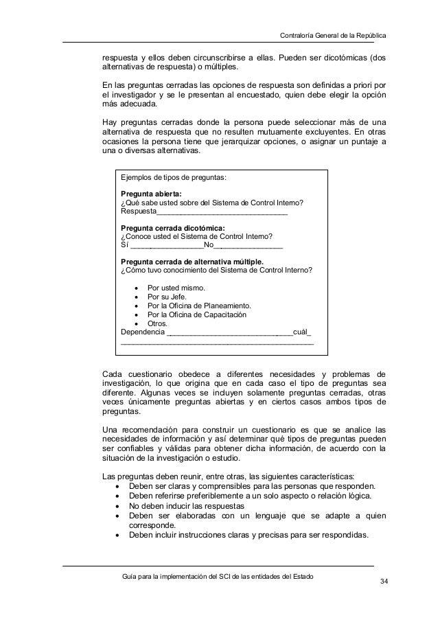objetivo de un manual de preguntas y respuestas