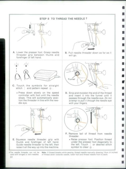 instruction manual for product 055-5530-8