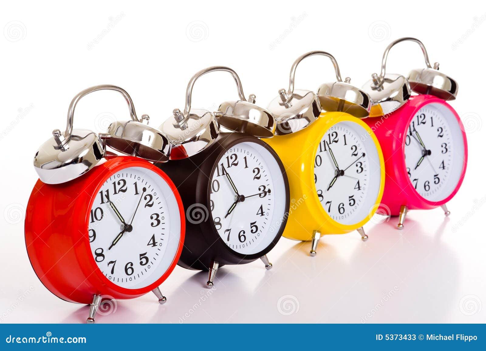 black web alarm clock manual