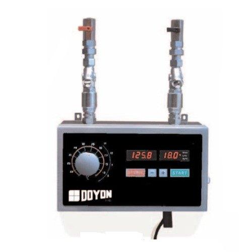 water meter manual register types