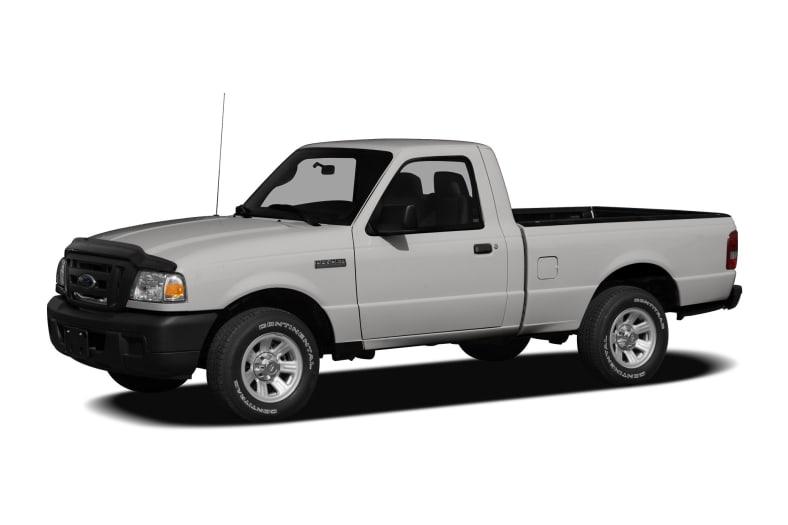 2007 ford ranger xl 4x2 manual
