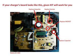 makita dc18ra battery charger manual