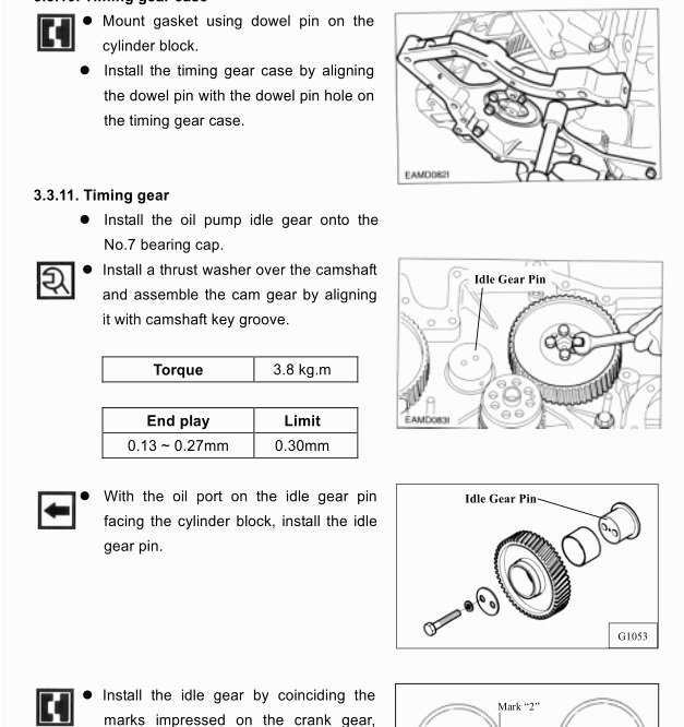 daewoo forklift parts manual g30s