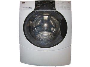 kenmore he washer repair manual
