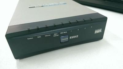 linksys vpn router rv042 manual